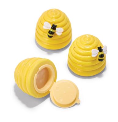 Honeybunch Bee Hive Honey-Vanilla Scented Lip Gloss