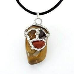 Success Gemdrop Pendant Necklace