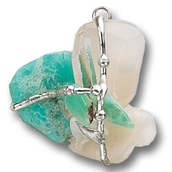 Hope Amulet Pendant Necklace