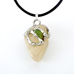 Hope Gemdrop Pendant Necklace