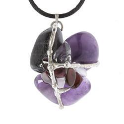 Manifesting Amulet Gemstone Pendant