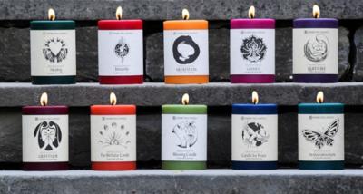 Sunbeam Aromatherapy Candles 3