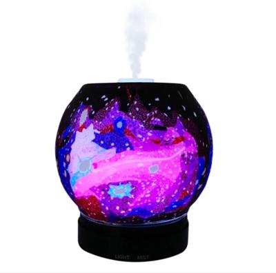 Aromatherapy Salt Lamp Galaxy