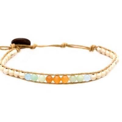 Song of the Sun Gemstone Bracelet