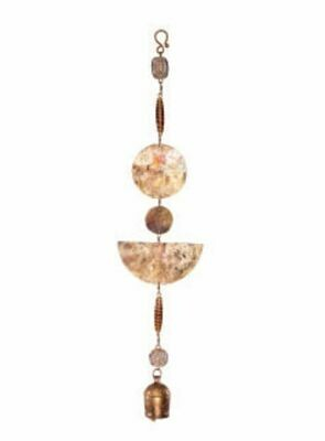 Coppery Trend Beads and Nana Bells Wind chime