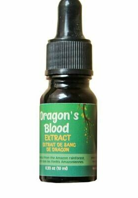 Specialty Incense Dragon's Blood Extract 10ml