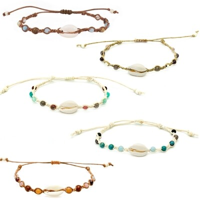 Shell of the Earth Bracelet Collection