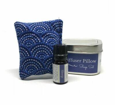 Sleep Oil & Diffuser Pillow Tin