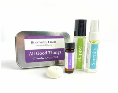 All Good Things Essential Oil Kit