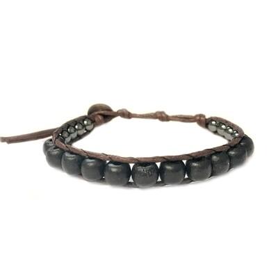 Men's Lunar Eclipse Bracelet