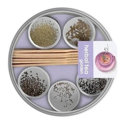Herbal Tea Pocket Garden