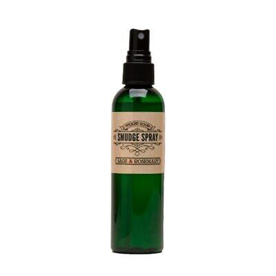Smudge Spray: Sage  Rosemary Wicked Good Spray