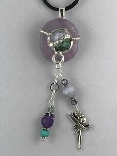 Expression Mandala Pendant Necklace