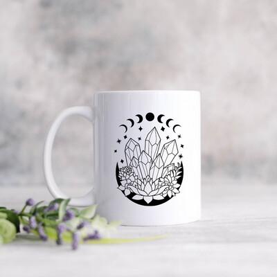 Crystal Magic 11oz Ceramic Mug