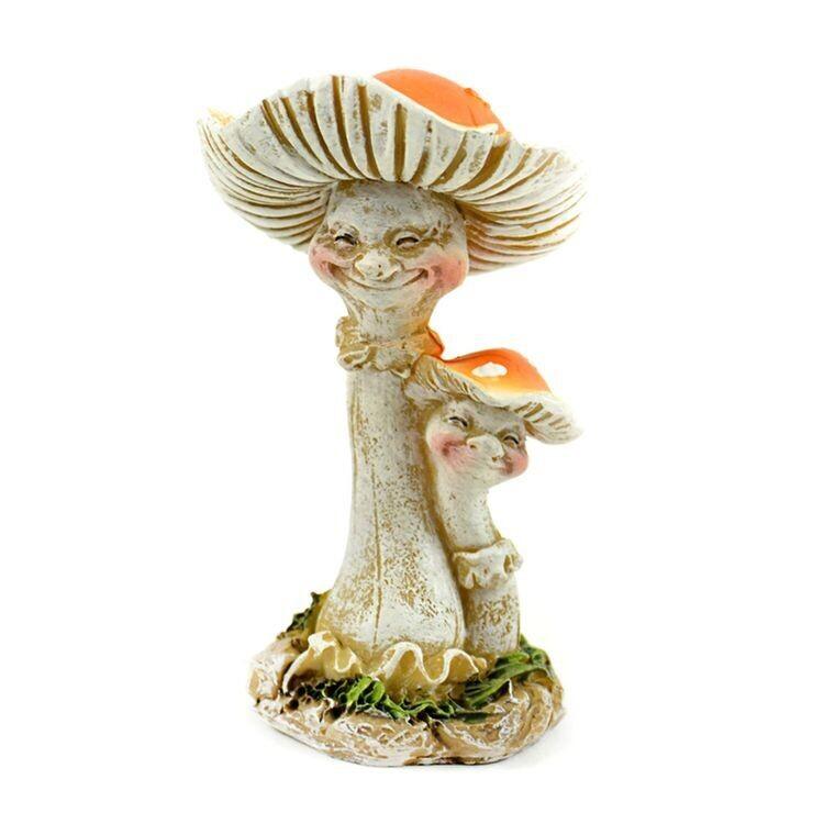 Happy Garden Mushrooms 3.25