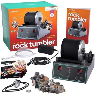 Advanced Rock Tumbler