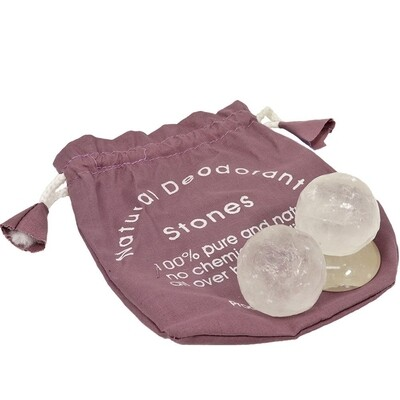 Natural Deodorant Stone | Natural Alum Crystal Deodorant