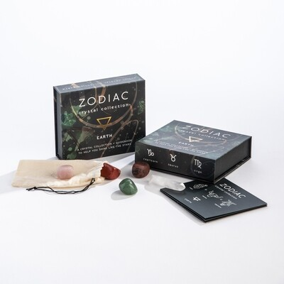 Zodiac Crystal Collection Collection