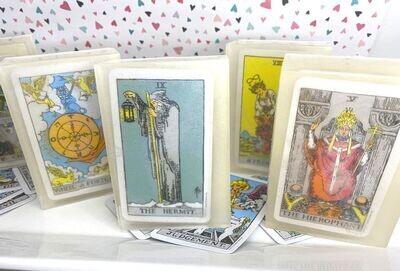 Fortune Telling Tarot Card Soap Bar