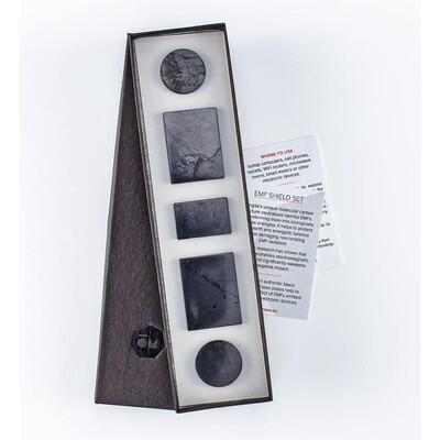 Shungite EMF Shield Set