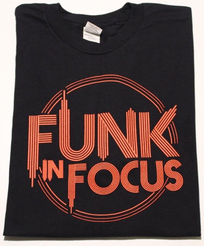 FIF T-Shirt (Black/Red)
