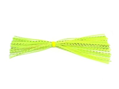 Skirt - Chartreuse Gold Chrome Flash