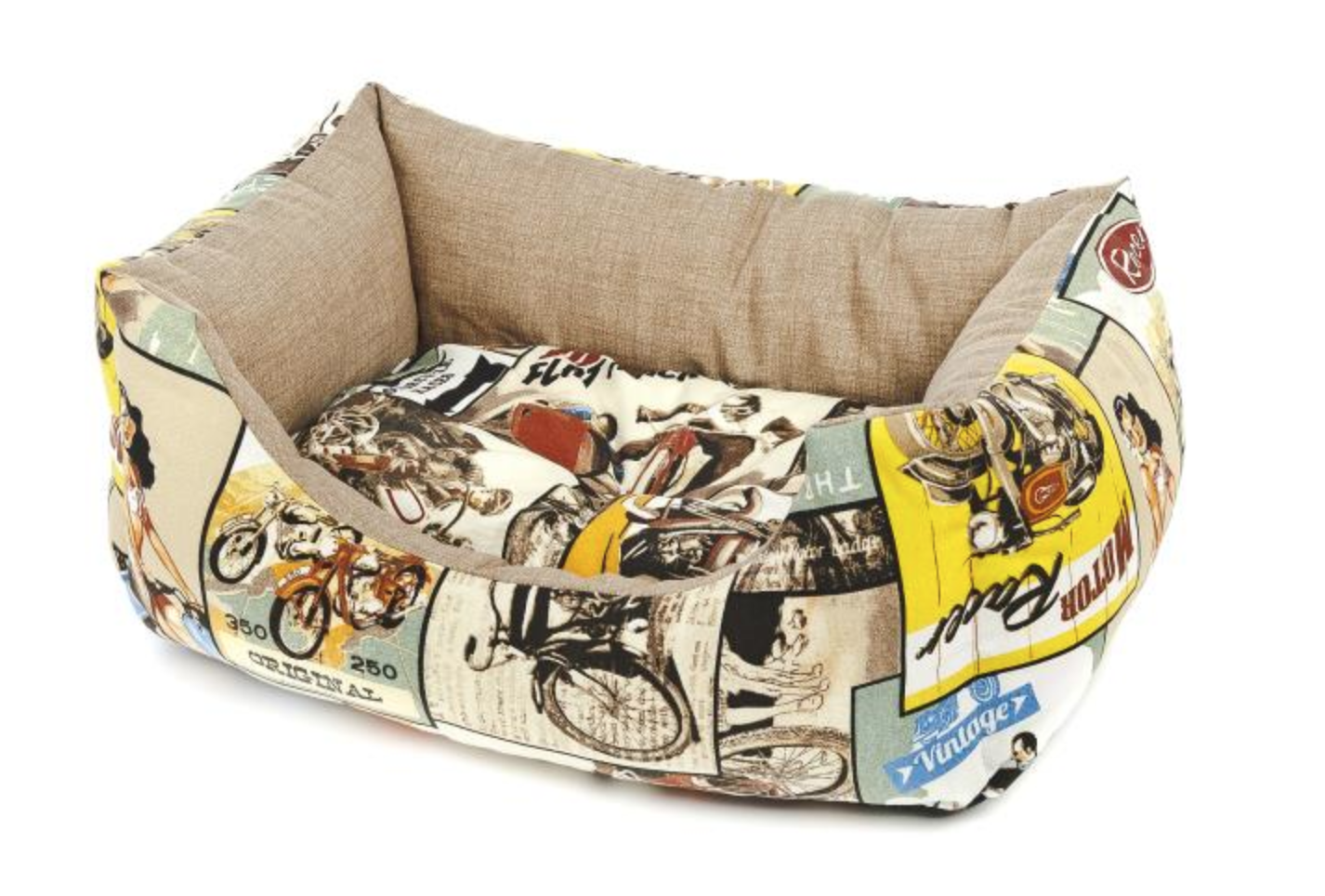 50's Dog Bed