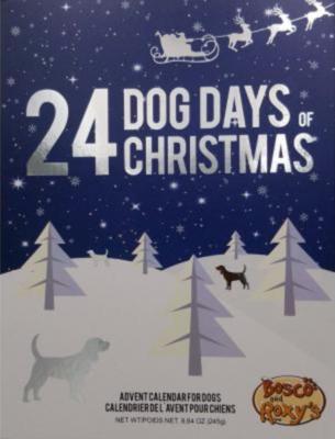 Advent Calendar Bosco & Roxy