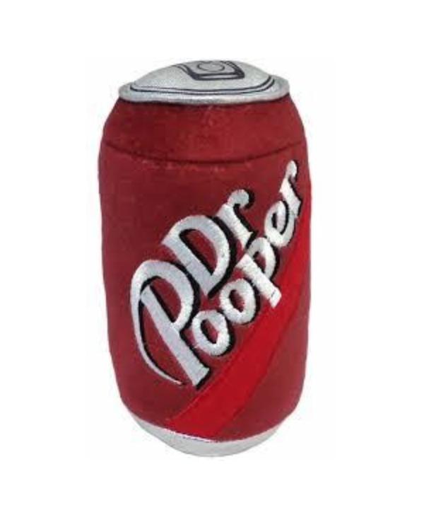 Dr Pooper Pop Can