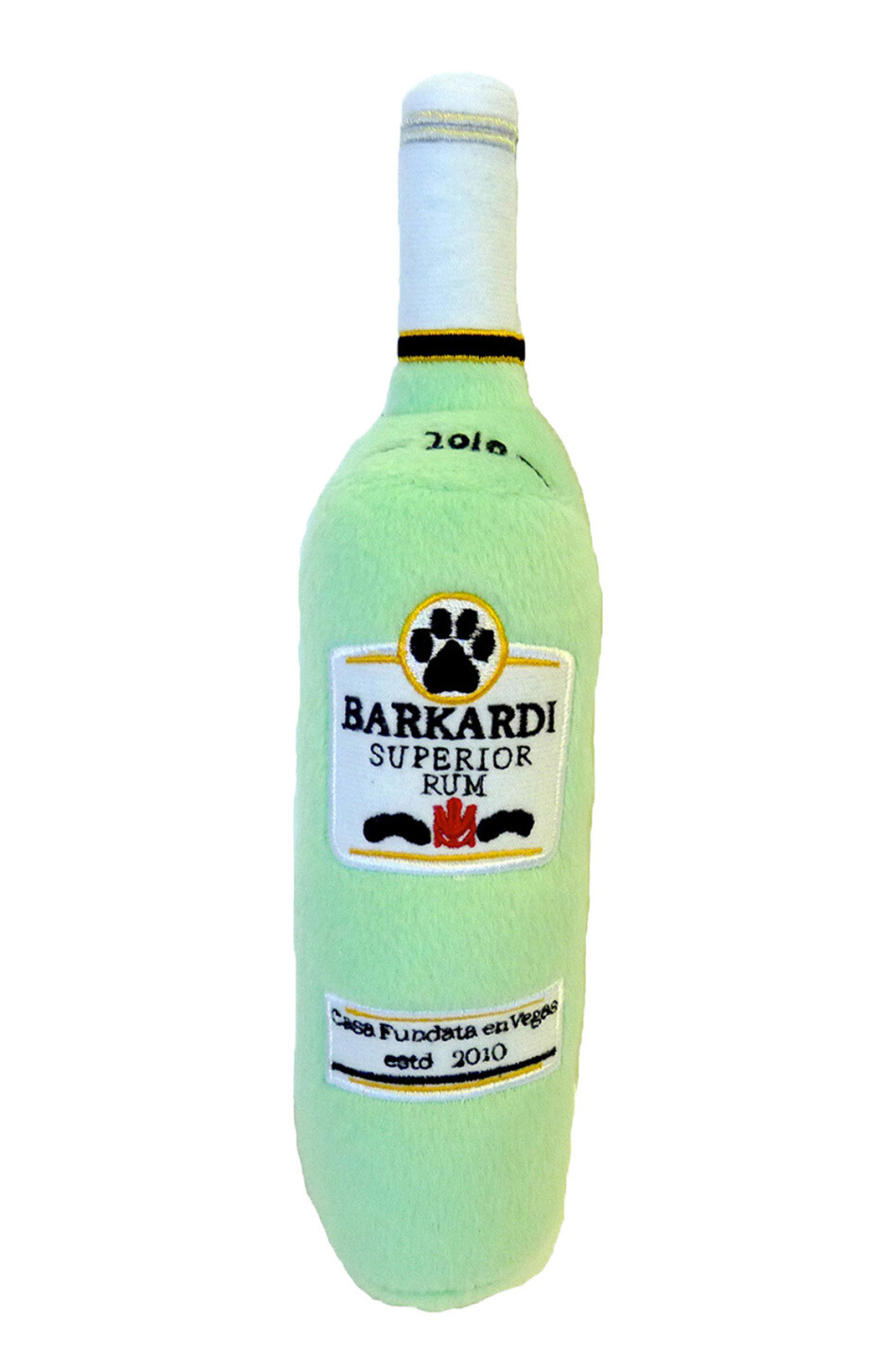 Barkardi Rum Bottle
