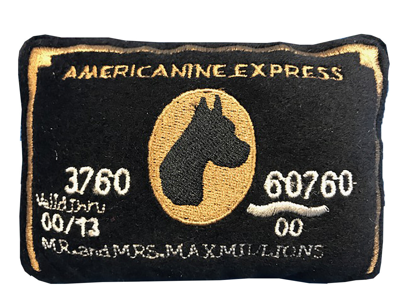 Black Americanine Express Card