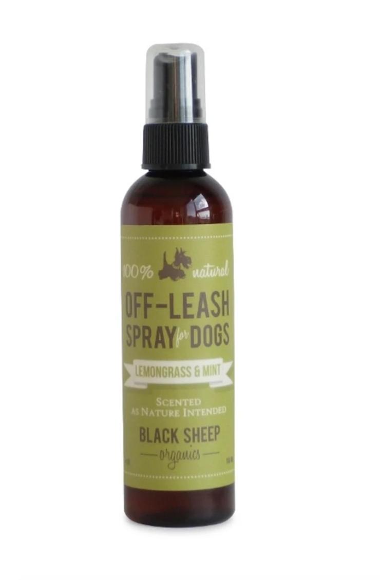 Black Sheep Organics Off Leash Spray