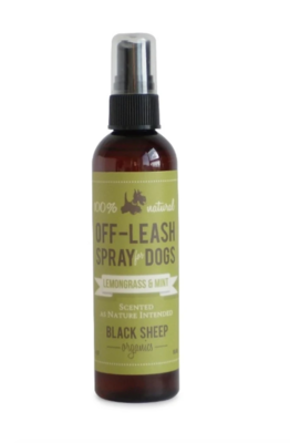 Black Sheep Organics Off Leash Spray