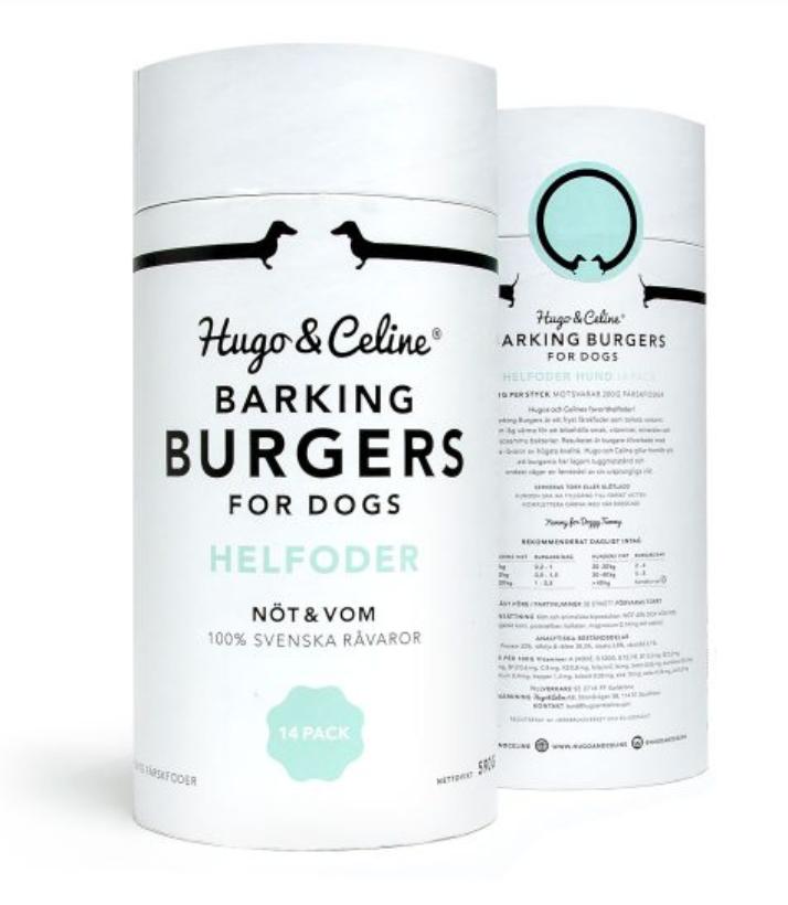 Hugo & Celine Barking Burgers
