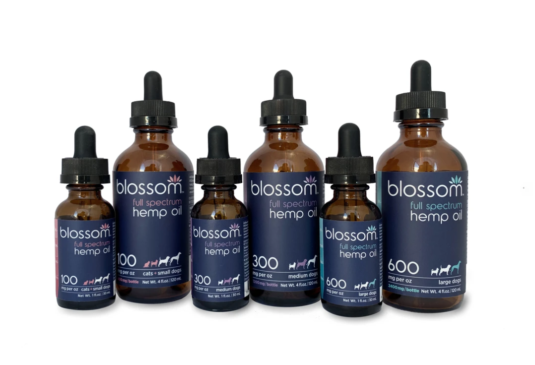 Blossom Hemp Oil - 30 ml