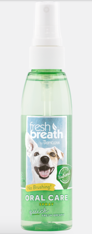 Fresh Breath Oral Care Spray - TropiClean