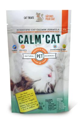 Calm' Cat Hemp Treat