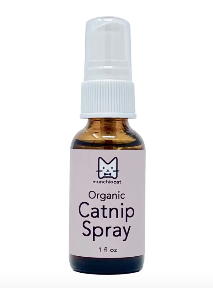 Organic Catnip Spray