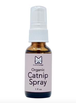 Organic Catnip Spray