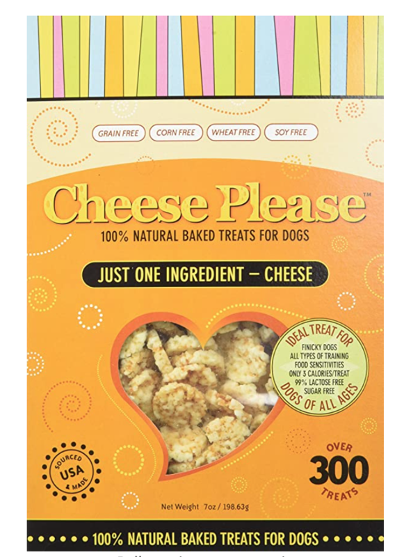 Cheese Please Treats