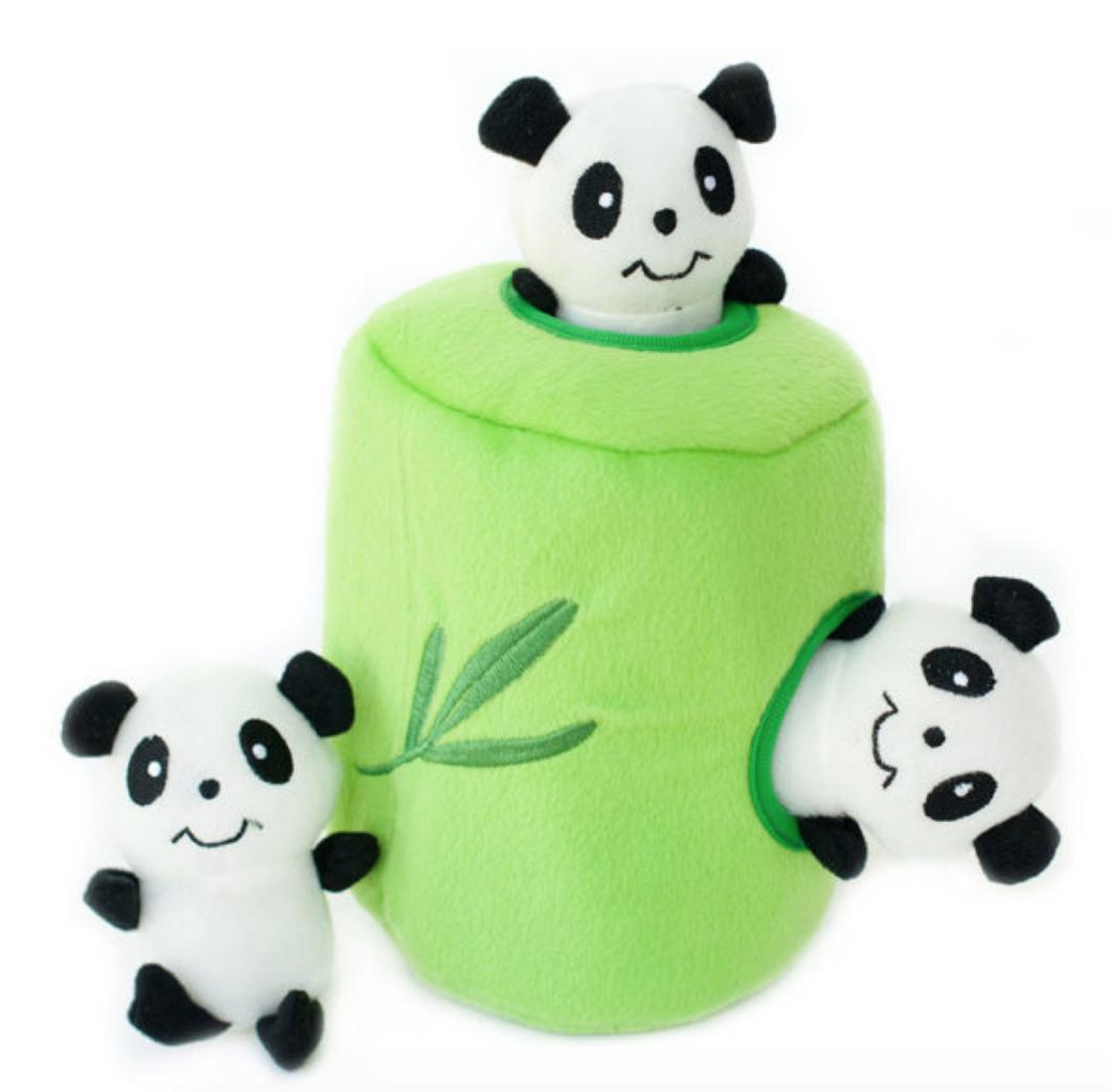 Panda & Bamboo - Hide & Seek
