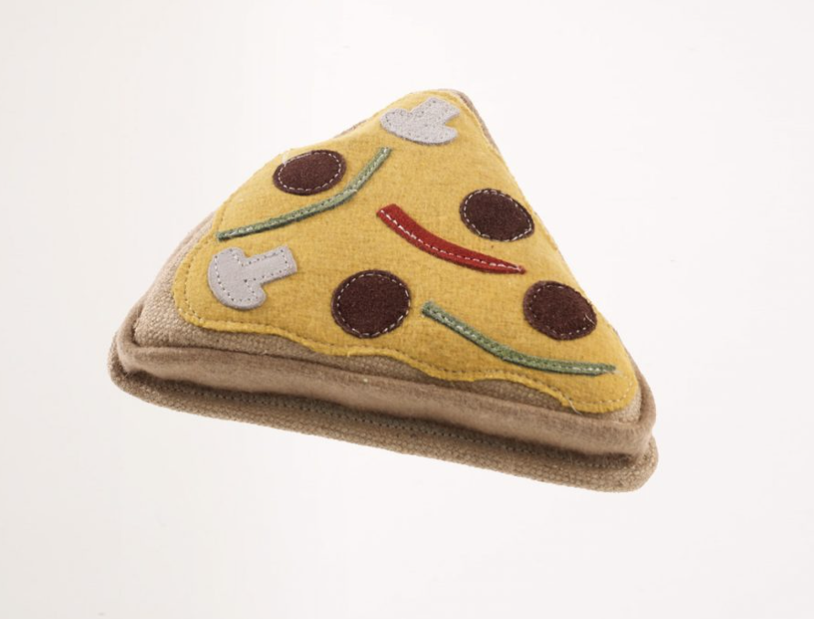 Natural Pizza Toy