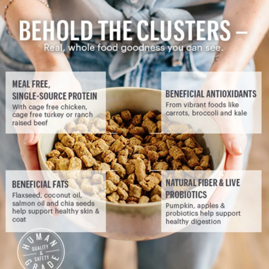 Whole Food Clusters Honest Kitchen