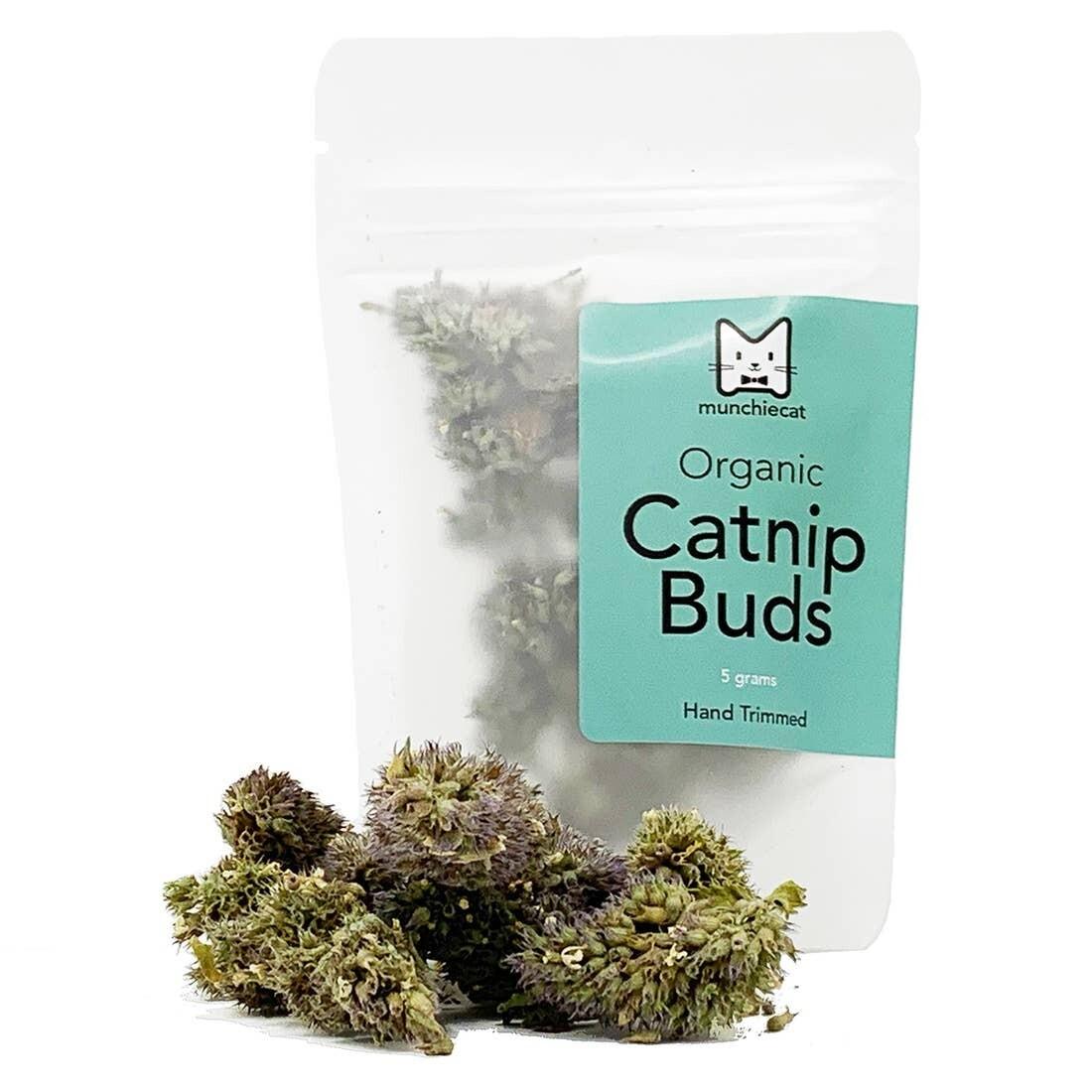 Organic Catnip Buds