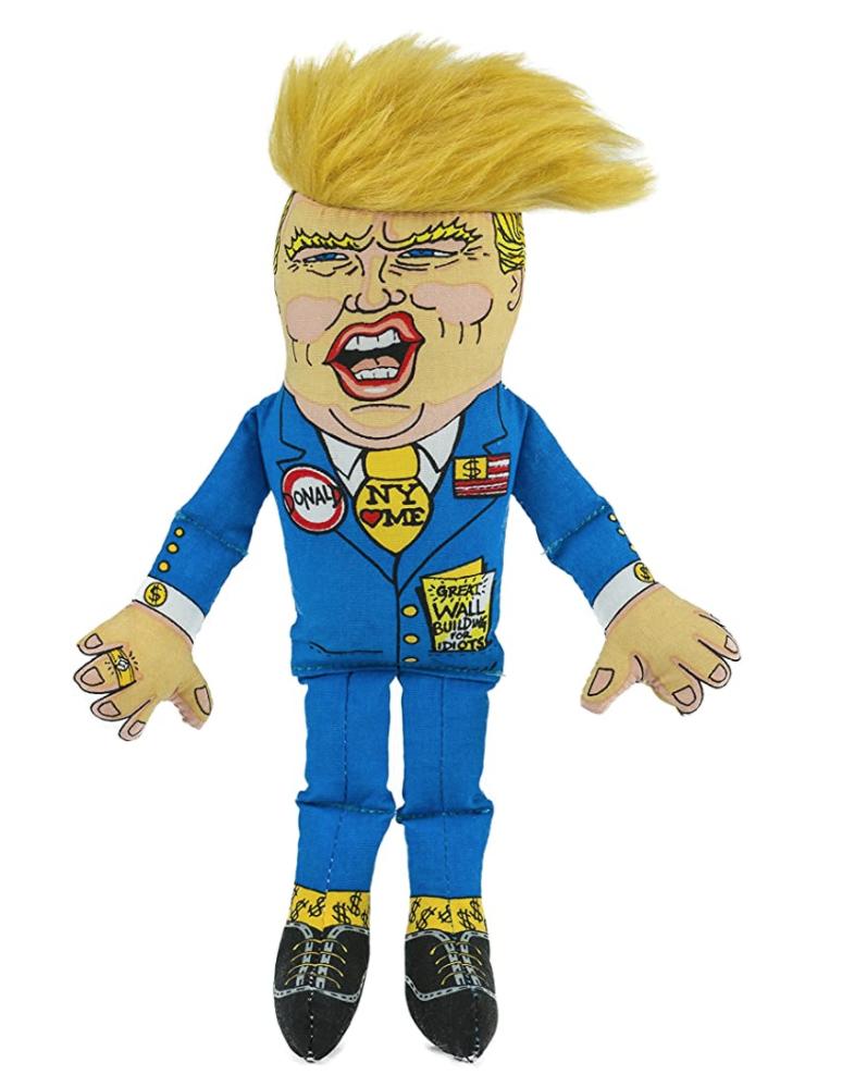 Trump Cat Toy