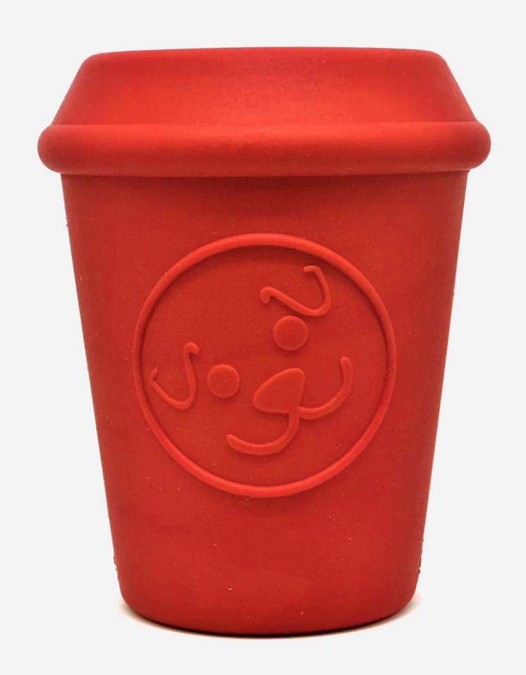 Coffee Cup Treat Dispenser