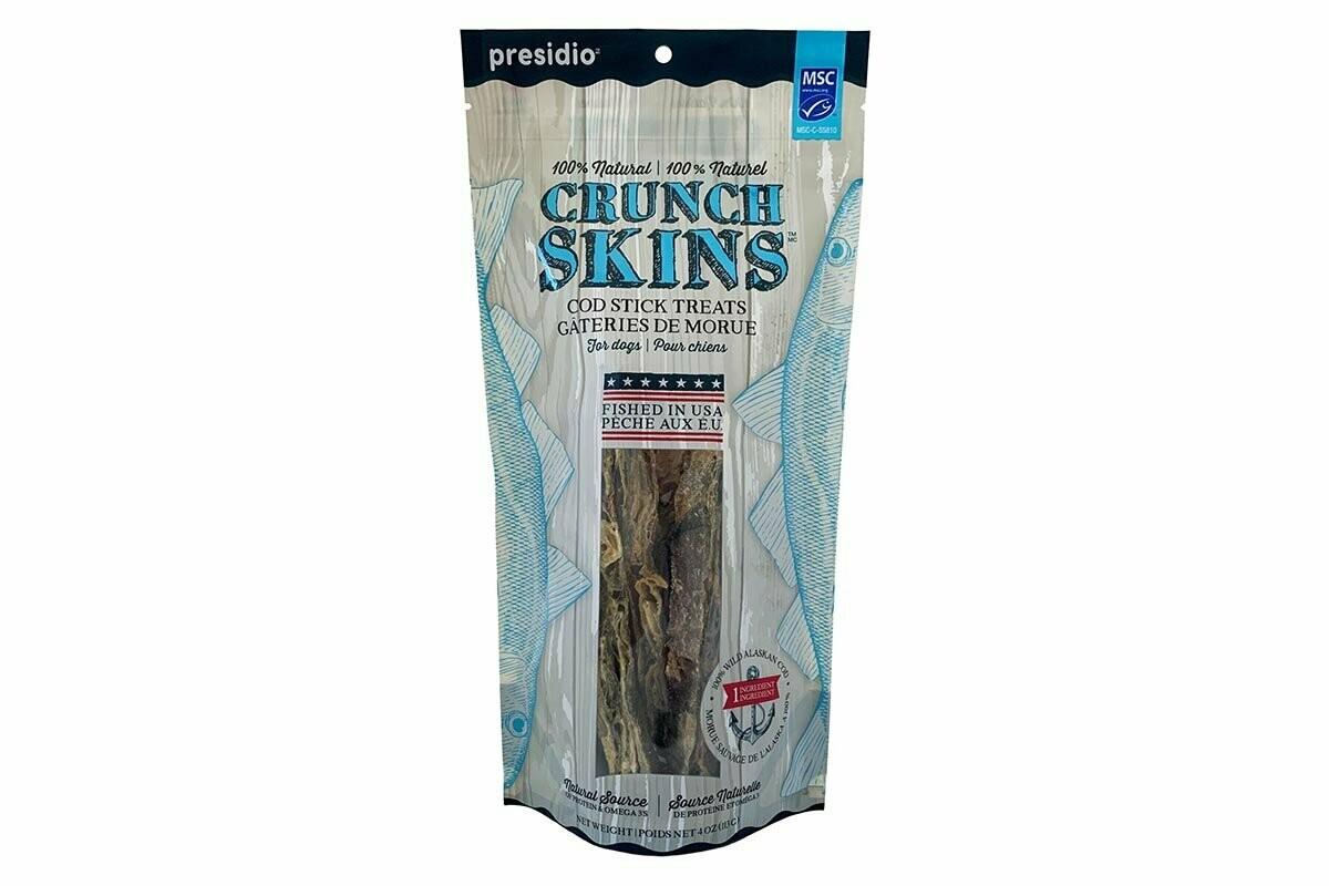 Crunch Cod Skins