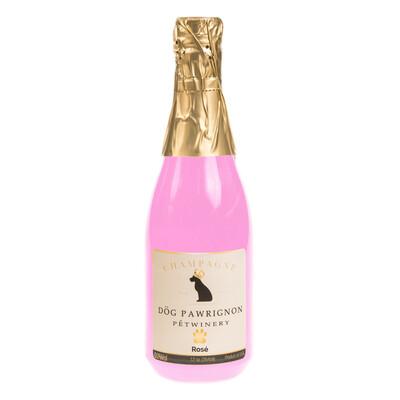 Dog Champagne Dog Pawrignon Rose