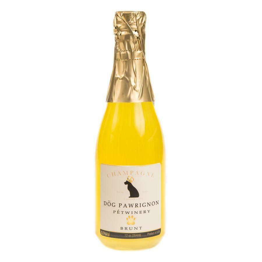 Dog Champagne Dog Pawrignon