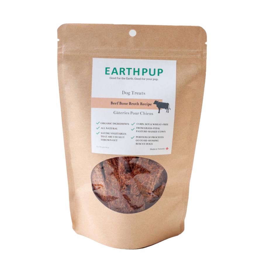 EarthPup Beef Bone Broth Treats